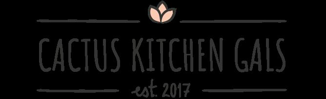 Cactus Kitchen Gals logo